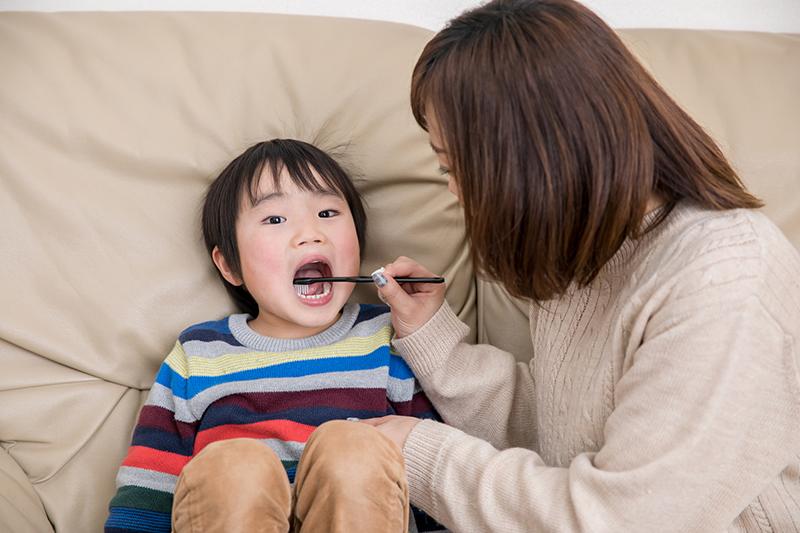 お子さんの歯の特徴