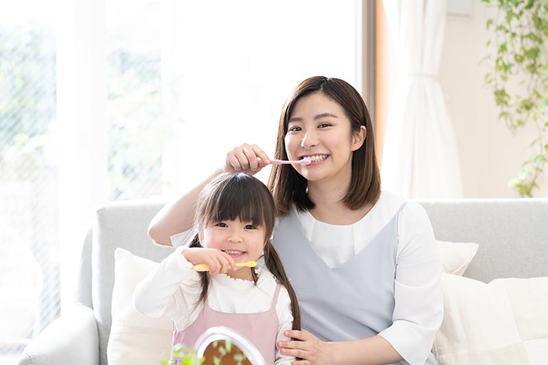 健康な歯を保つために